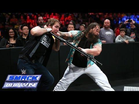 Dean Ambrose vs. Rusev: SmackDown, December 5, 2014