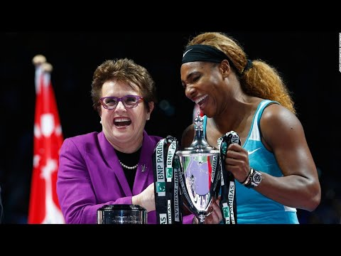 Billie Jean King REJECTS Serena Williams as BEST FEMALE TENNIS PLAYER!!!