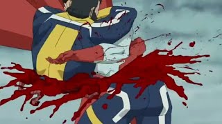 Omni Man vs The Immortal Ending Scene _ Invincible Season 1 Episode 7 [HD]