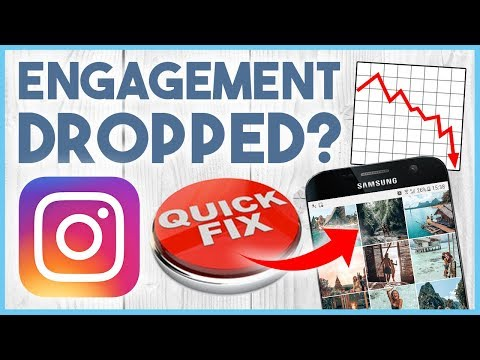 😜 HOW TO REVIVE INSTAGRAM ENGAGEMENT IN 2018 - WHY YOU ARE LOSING REACH.. 😜