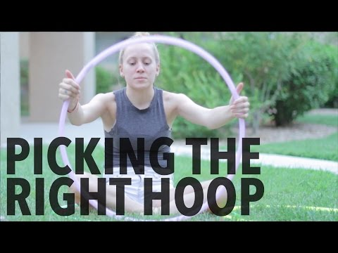 Hooping Tutorial: How To Pick Your Hoop Size