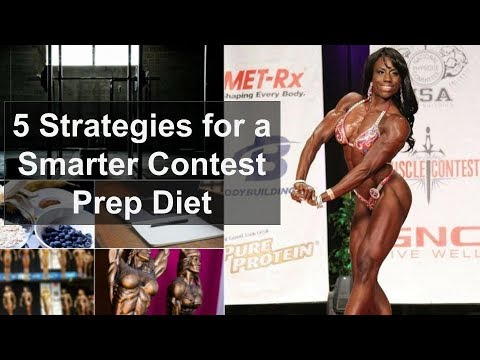 5 Strategies for a SMARTER Contest Prep Diet