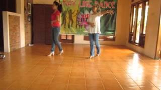 Rindu Lukisan - Line Dance