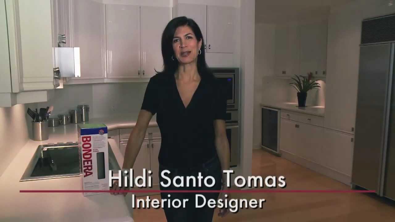 hildi santo tomas tiles with bondera youtube