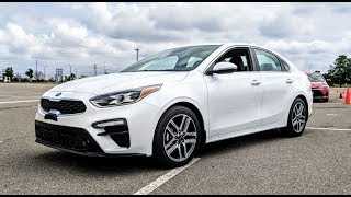 2019 Kia Forte First Full Walkaround and Review