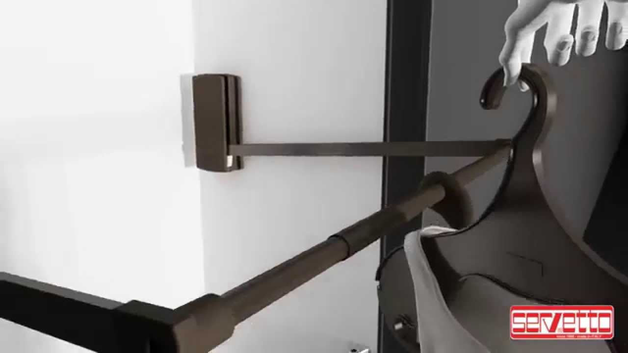Cabina Armadio Con Servetto : Servetto l ascensore nell armadio it home youtube