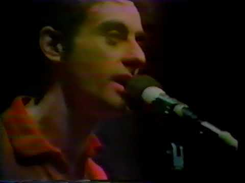 """The Shirts Live on """"Manhattan Alley"""" 1980"""