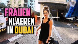 FRAUEN KLÄREN AUF DEM BIKE IN DUBAI | Teil 1