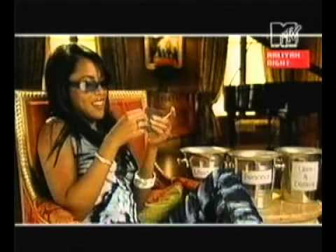 Aaliyah MTV Stripped 24 min
