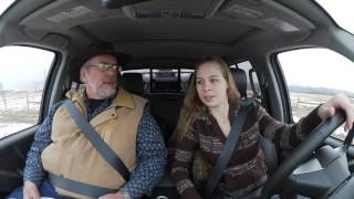 Nissan Frontier Pro 4X 2016 review with Kent and Kelsey