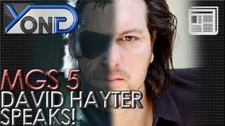 Repeat youtube video Metal Gear Solid 5 - David Hayter Says He's Not Trolling!