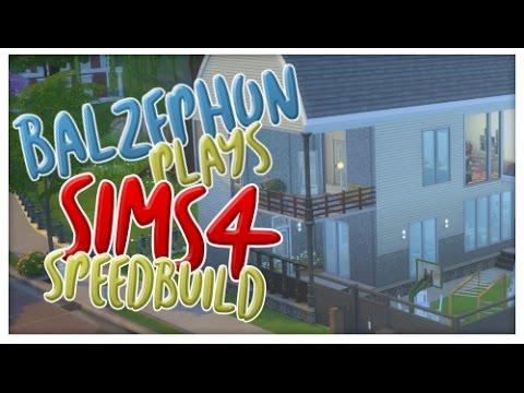 """Les Sims 4 : SpeedBuild   """"La nouvelle maison de Courtney!""""   #06   FR HD"""