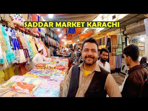 Saddar Bazar Karachi | Local Markets in Karachi (Pakistan)