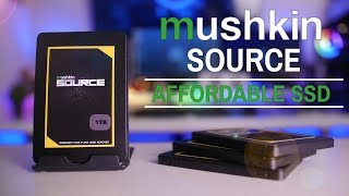 Mushkin Source SSD Review (120GB - 1TB Benchmarks)