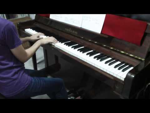 No One Ever Cared For Me Like Jesus 无人像耶稣这样爱顾我 Rebecca Bonam piano only prelude arrangement