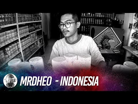 MrDheo - Indonesia 2018