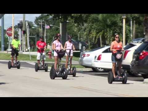 Must Do Visitor Guides Naples, Florida Segway Tours