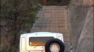 MEGA CRUISER 階段登り thumbnail