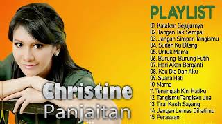 Christin Panjaitan katakan sejujurnya full album