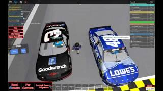 Dale Earnhardt Sr. NASCAR Stock Car In ROBLOX