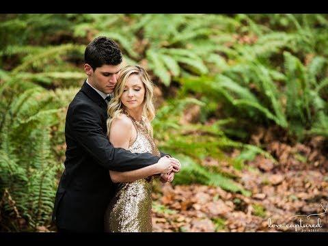 Tanner & Myra Wedding Trailer