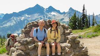2015-07-07 Mount Rainier's Skyline Loop Trail