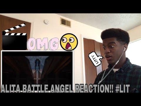 Alita: Battle Angel Trailer #2 (2018) | Movieclips Trailers Reaction