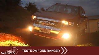 Velocidade Máxima: Teste da Ford Ranger