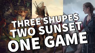 Triple Shupes. Double Sunṡets Wanderers. Every Game. Check This Deck Out! #gwent