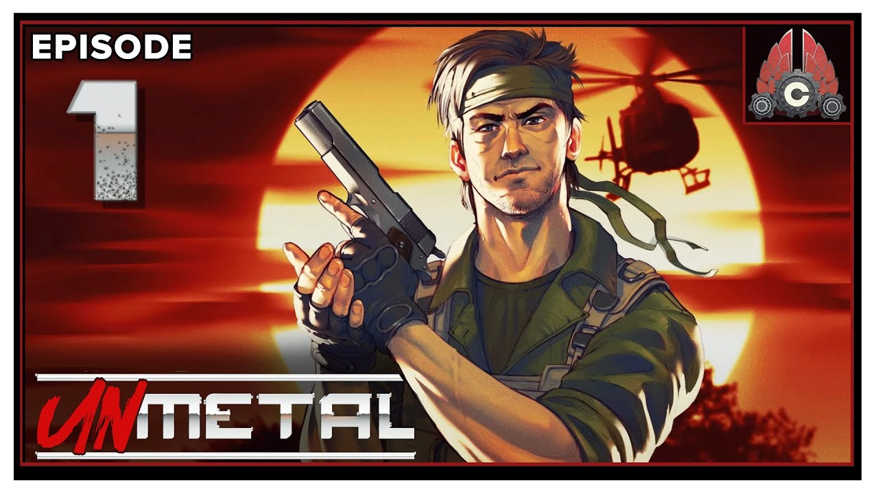 CohhCarnage Plays UnMetal (Thanks For The Key @unepic_fran!) - Episode 1