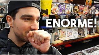 LA PLUS GRANDE VENTE RETROGAMING DU PAYS ! ENORME ! (+ 11 jeux Gamecube)