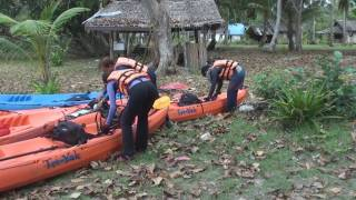 Sea Kayak Expedition in Krabi Thailand