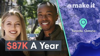Living Together On $87K A Year In Toronto   Millennial Money