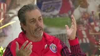 FUT AZTECA | En exclusiva Tomás Boy habló de su presente y futuro en Chivas 🐐🔴⚪ | Azteca Deportes
