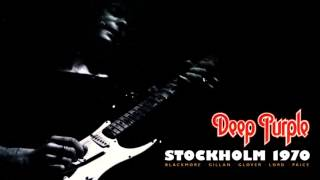 Mandrake Root Deep Purple  STOCKHOLM 1970