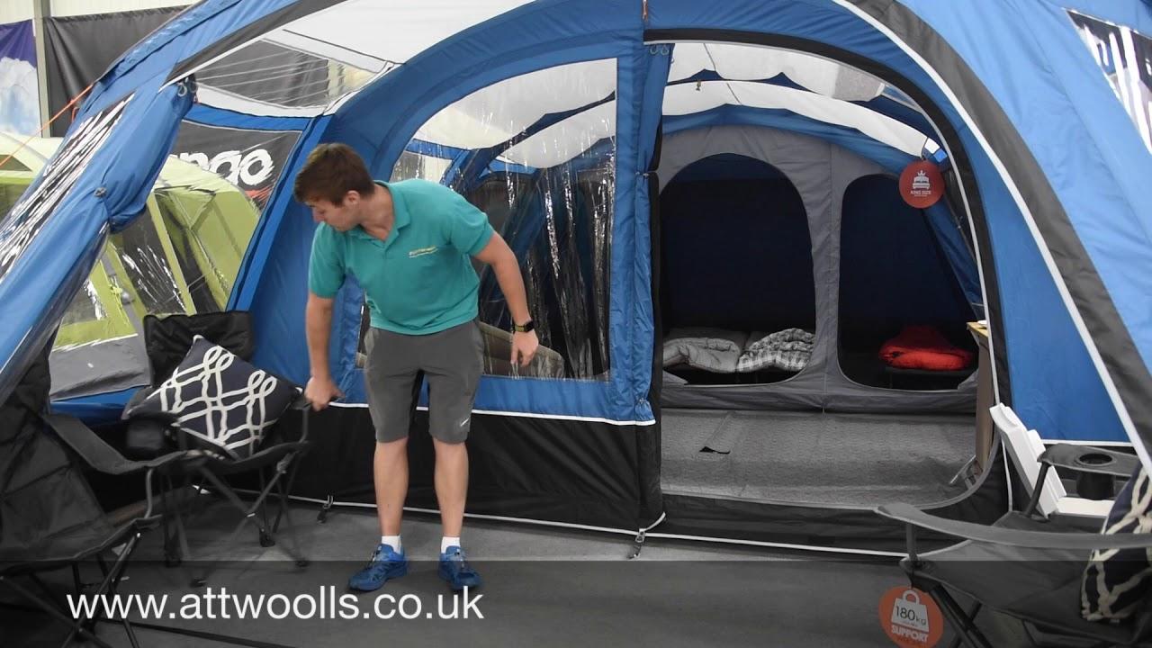 Vango Rivendale 500XL u0026 800XL Tent Review 2018 & Vango Rivendale 500XL u0026 800XL Tent Review 2018 - YouTube