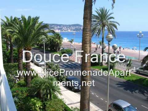 Charles Trenet: Douce France (Pictures of Nice and Monaco)