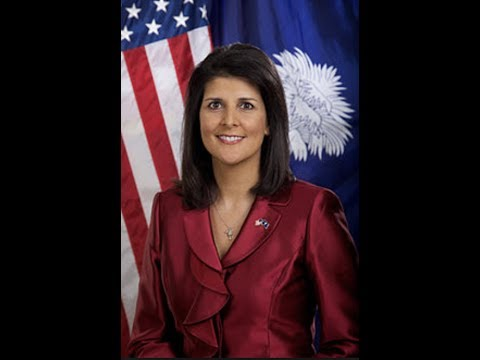 "Breaking: Nikki Haley ""Concern Iran Will Give Nukes To Radical Extremist"""