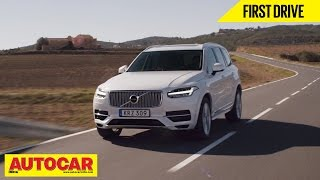 2015 Volvo XC90 | First Drive Video Review | Autocar India(Video: new Volvo XC90 review REVIEW12 February 2015 The new Volvo XC90 replaces a 13-year-old model and features a design and technology that will be ..., 2015-03-05T17:34:18.000Z)