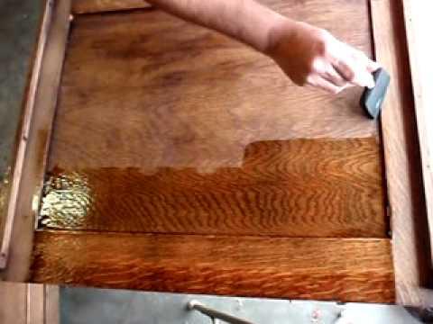 James Antique Roll Top Desk Refinish Clinic Adventure Part