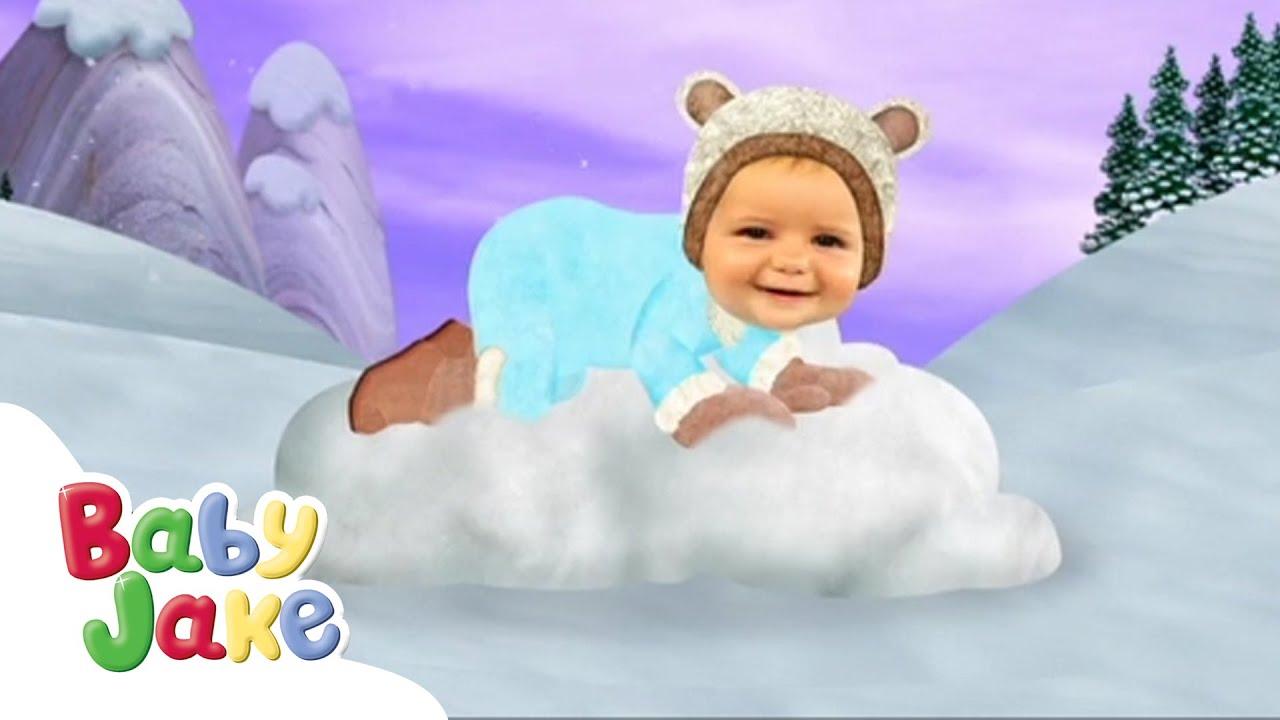 Baby Jake - Cuddly Clouds! ☁️  Yacki Yacki Yoggi | | Full Episodes | Cartoons for Kids