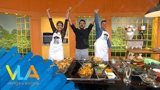 El Gran Chef: Quirarte vs Vanessa ¡Es hora de hacer guacamole!