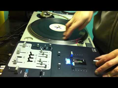 How to scratch like dj hype part 2
