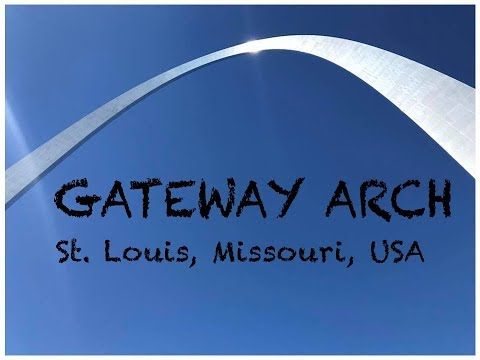 WORLD RIDE 2017 || EP 97 || GATEWAY ARCH, USA