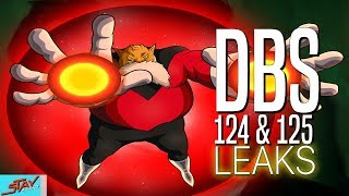 HUGE! FULL POWER TOPPO fights who? Dragon Ball Super 124 - 125 Leaks!