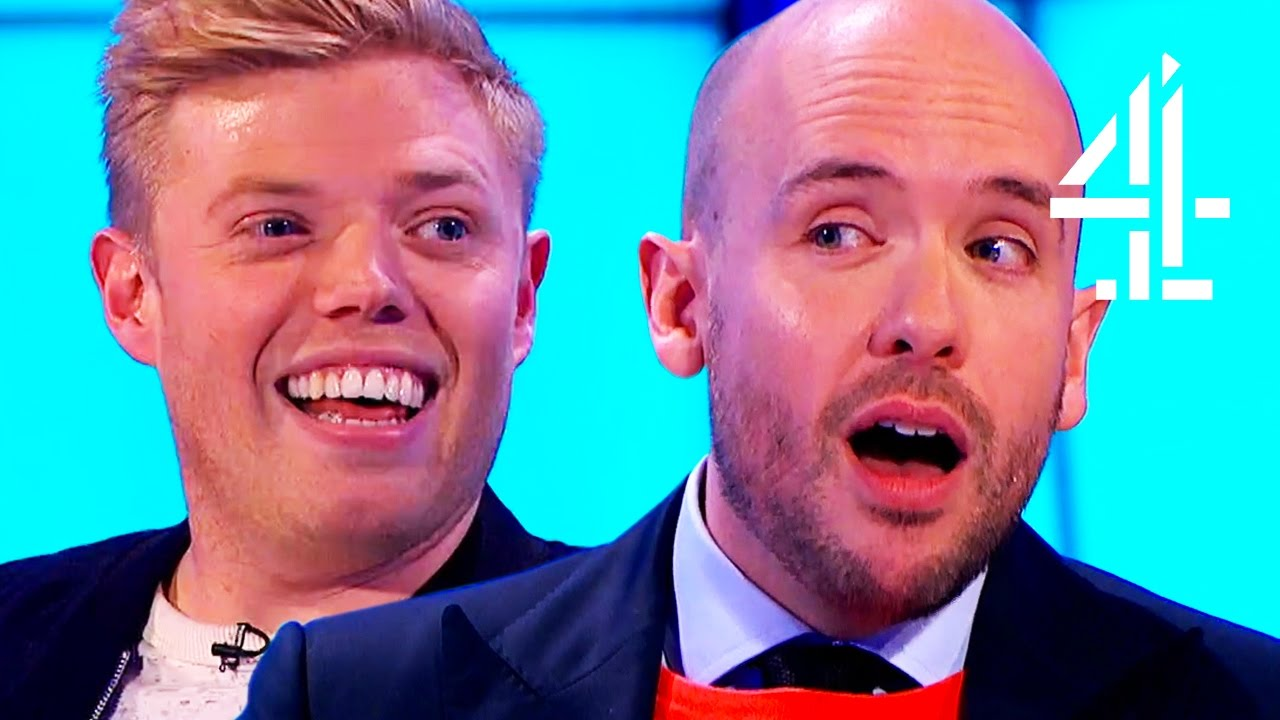 Download Rob Beckett And Tom Allen On Being At School Together | 8 Out Of 10 Cats