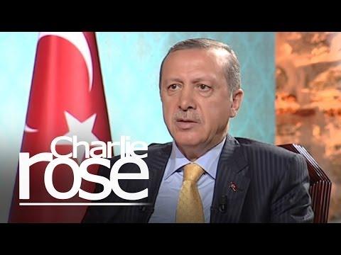 Erdogan on Fethullah Gulen | Charlie Rose