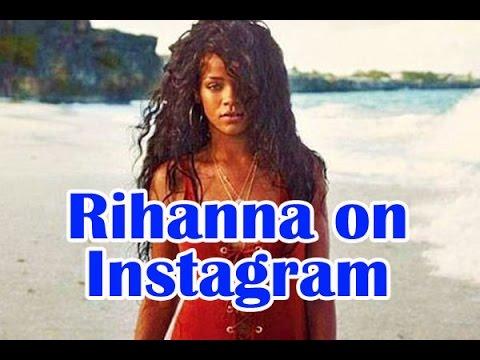 Rihanna's hottest Instagram pics - TOI
