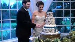 Wedding Video of Cake cutting {Lynchburg Videography, A Port