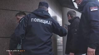 Incident na protestu Inicijative Ne da(vi)mo Beograd